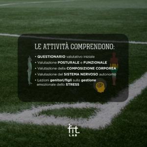 valutazione giovani calciatori