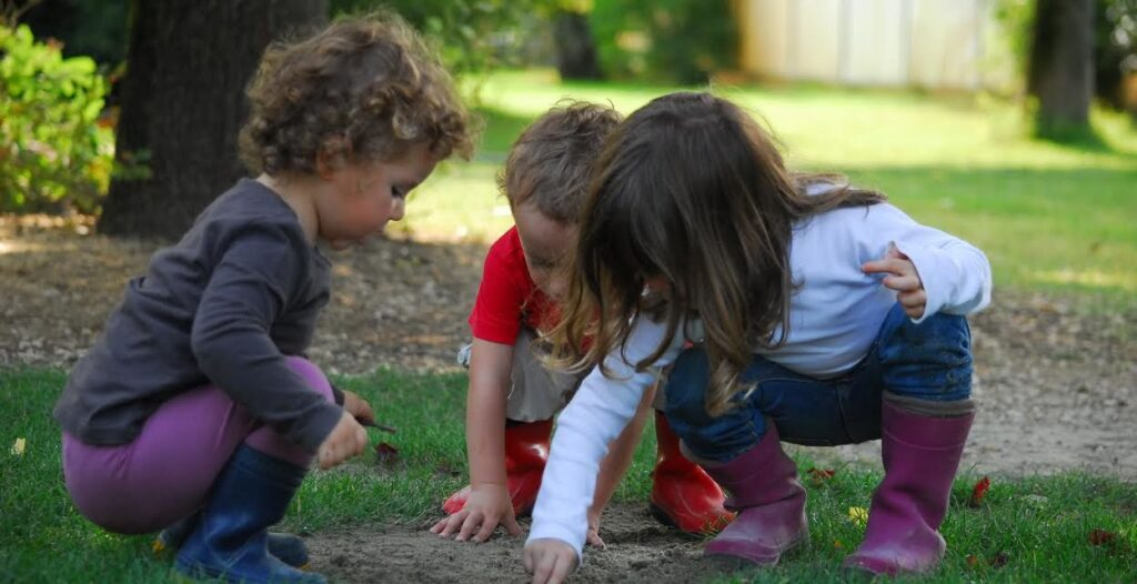 bambini & natura terra
